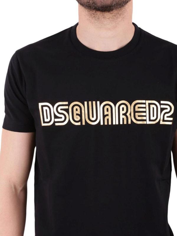 DSQUARED2 buy online T-Shirt - Schwarz