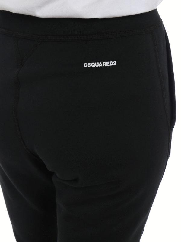 DSQUARED2 buy online Traininghose - Schwarz