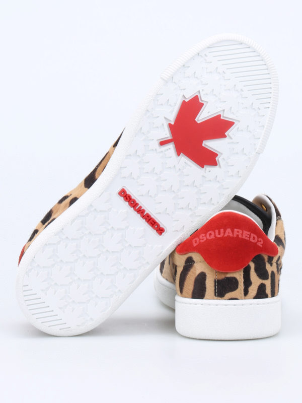 DSQUARED2 buy online Sneaker - Animal
