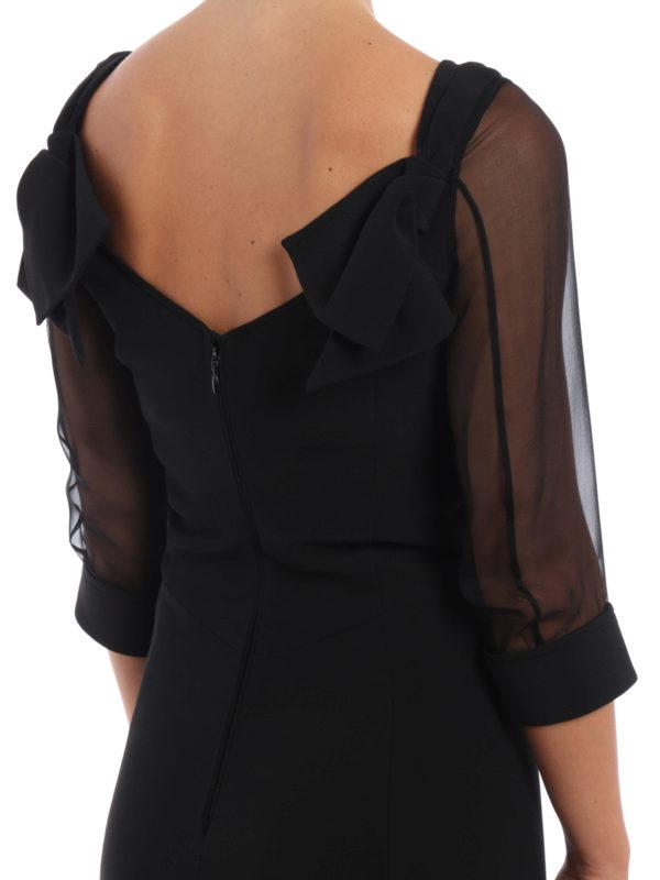 Dsquared2 buy online Abendkleid - Schwarz