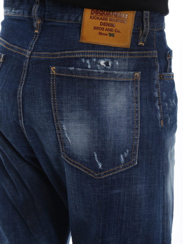 DSQUARED2 buy online Boyfriend Jeans - Jeansblau