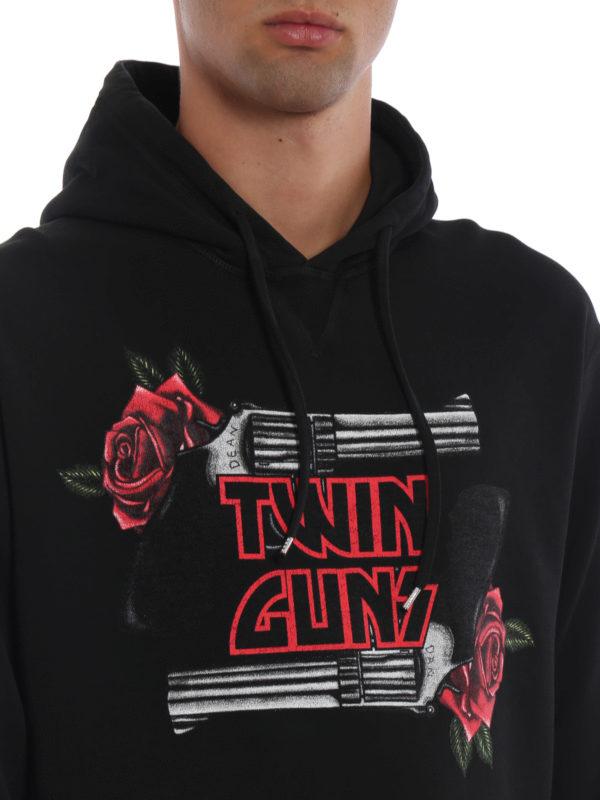 DSQUARED2 buy online Sweatshirt - Schwarz
