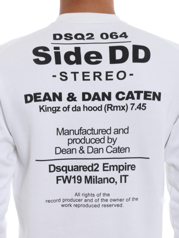 DSQUARED2 buy online Sweatshirt - Weiß