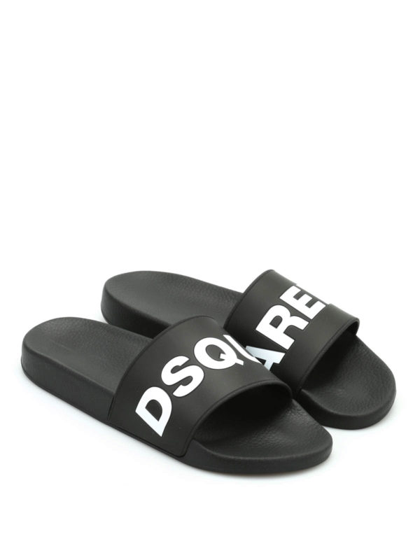 DSQUARED2 Flip flops visit new online clearance release dates free shipping great deals RE0NC3C8