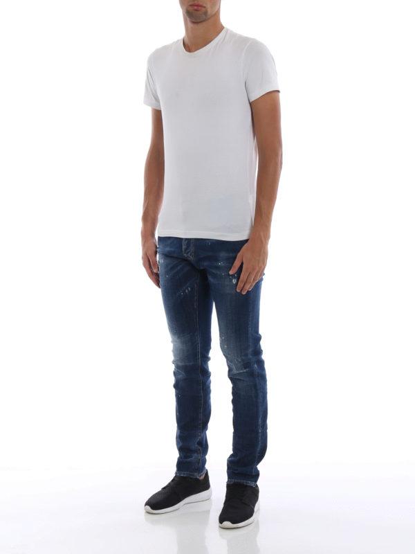 DSQUARED2: Skinny Jeans online - Skinny Jeans - Jeansblau