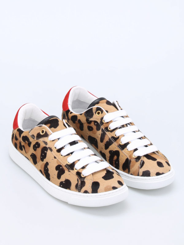 DSQUARED2: Sneaker online - Sneaker - Animal