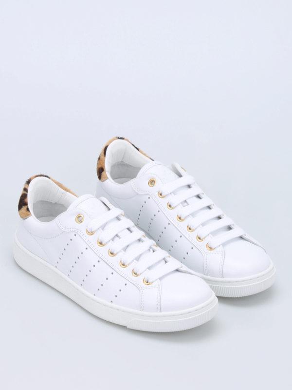 DSQUARED2: Sneaker online - Sneaker - Weiß