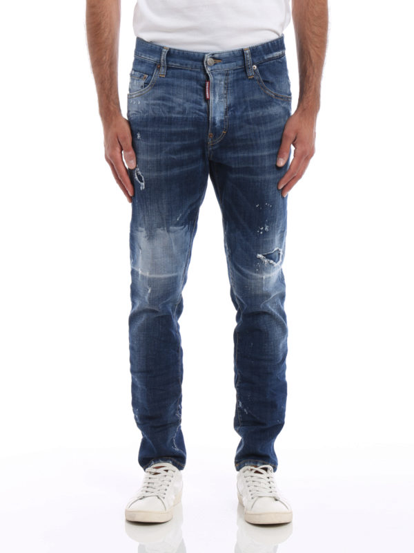 Dsquared2: Skinny Jeans online - Skinny Jeans - Light Wash