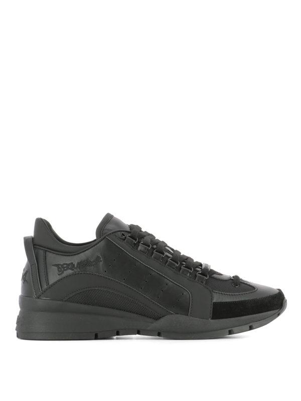 Dsquared2: Sneaker - Sneaker - Schwarz