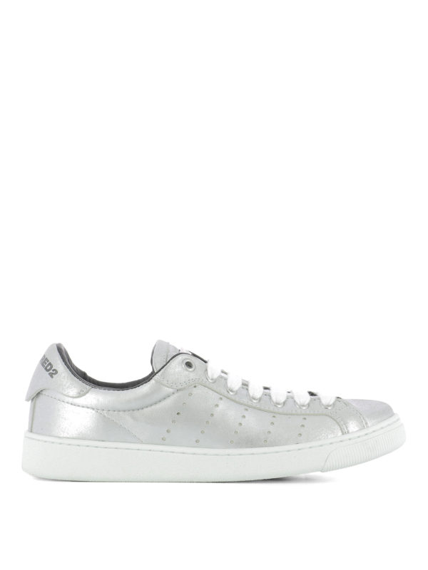 DSQUARED2: Sneaker - Sneaker - Einfarbig
