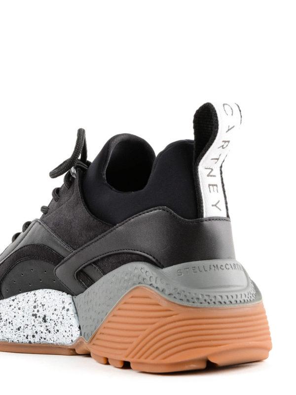Sneaker - Schwarz shop online: STELLA McCARTNEY