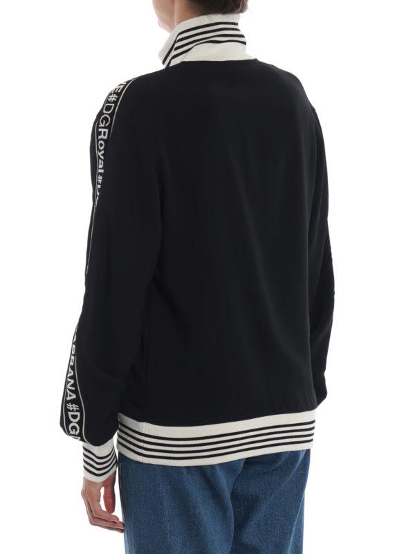 Sweatshirt - Schwarz shop online: DOLCE & GABBANA