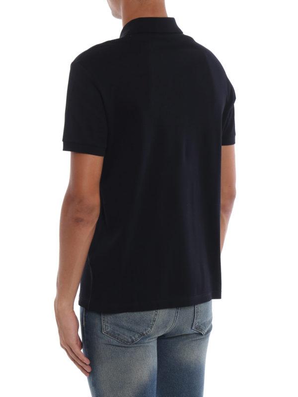 Poloshirt - Dunkelblau shop online: VERSACE COLLECTION