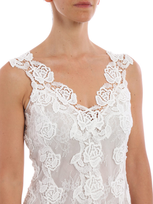 Ermanno Scervino buy online Kurzes Kleid - Weiß