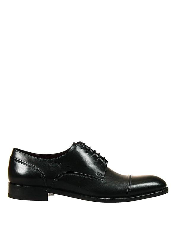 Ermenegildo Zegna: classic shoes - Classic derby shoes
