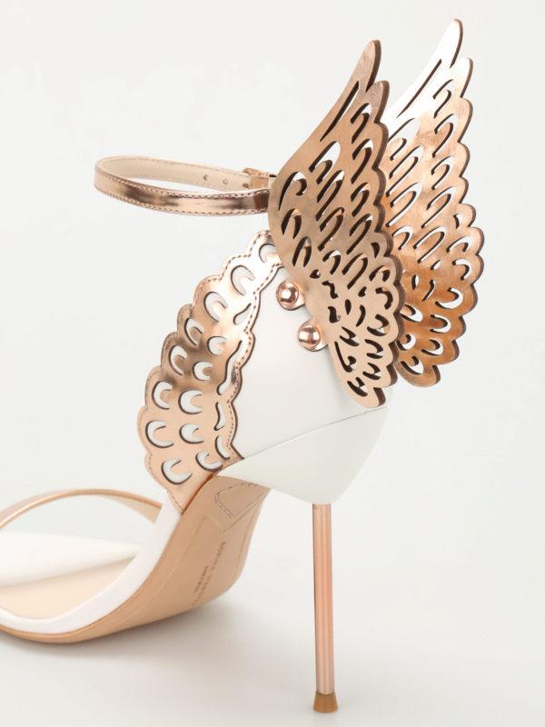 Sandalen - Rotgold shop online: Sophia Webster