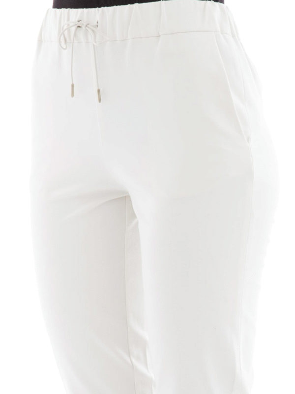 FABIANA FILIPPI buy online Cotton blend sporty trousers