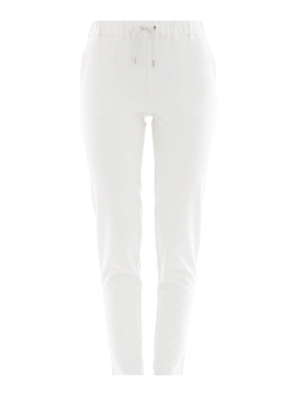 FABIANA FILIPPI: tracksuit bottoms - Cotton blend sporty trousers