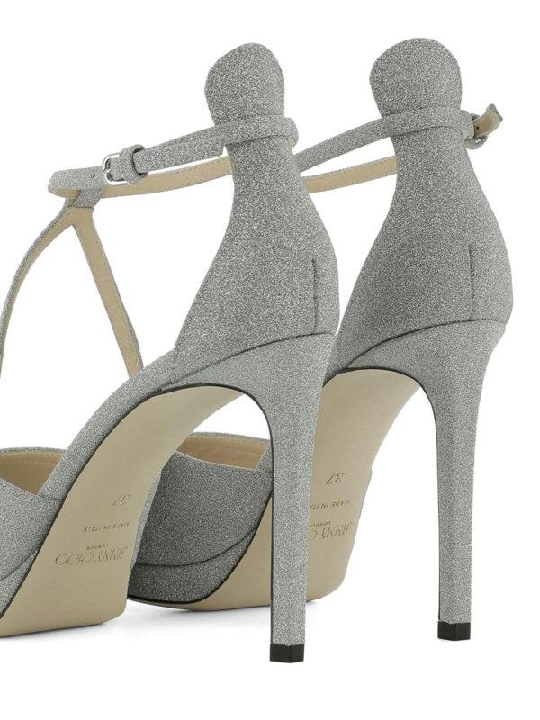 Sandalen - Silber shop online: JIMMY CHOO