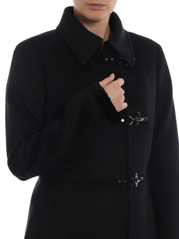 FAY buy online Kurzer Mantel - Einfarbig