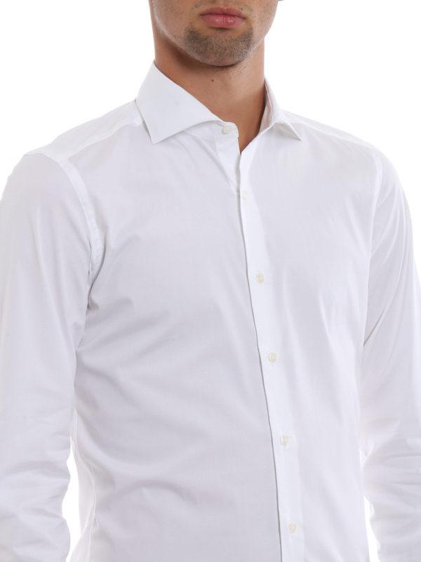 FAY buy online Hemd - Weiß