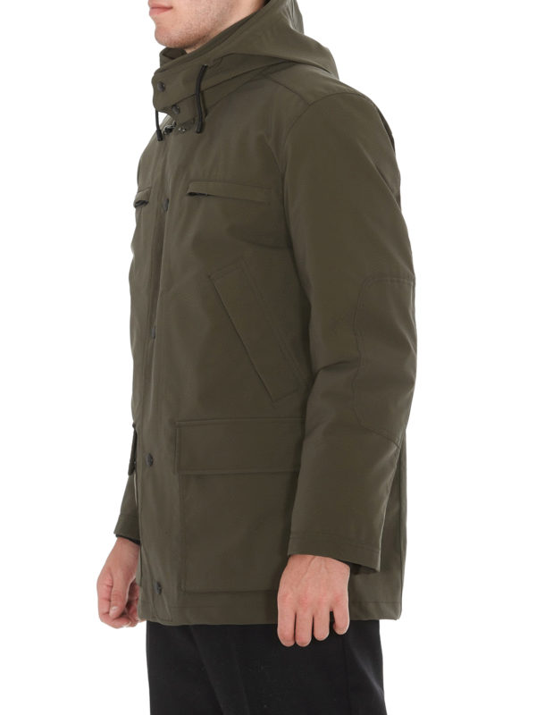 official photos 8e9ee c0540 Fay - Grand Stadium puffer jacket - padded jackets ...