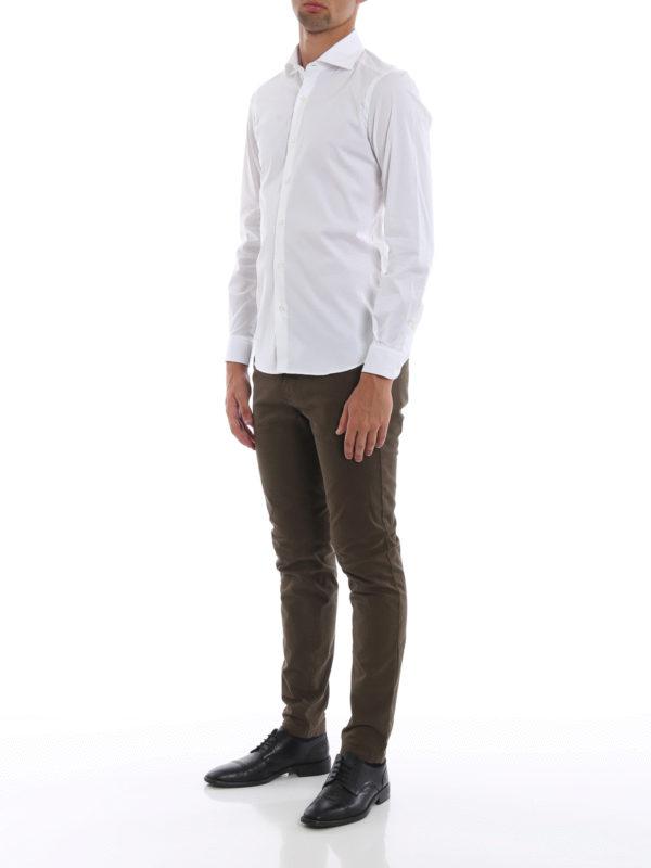FAY: Hemden online - Hemd - Weiß