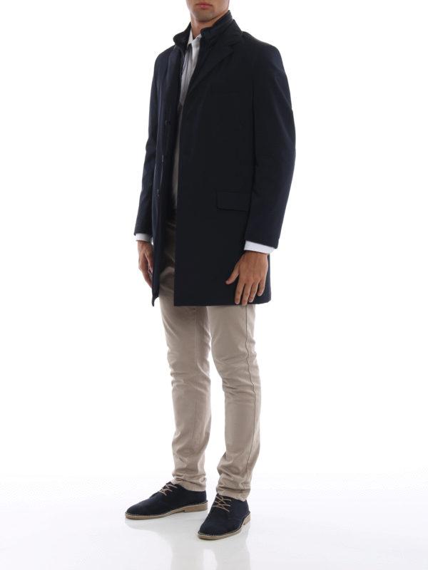 Cortos Abrigo Fay Corto Coat Double Abrigos Online 16wxBz