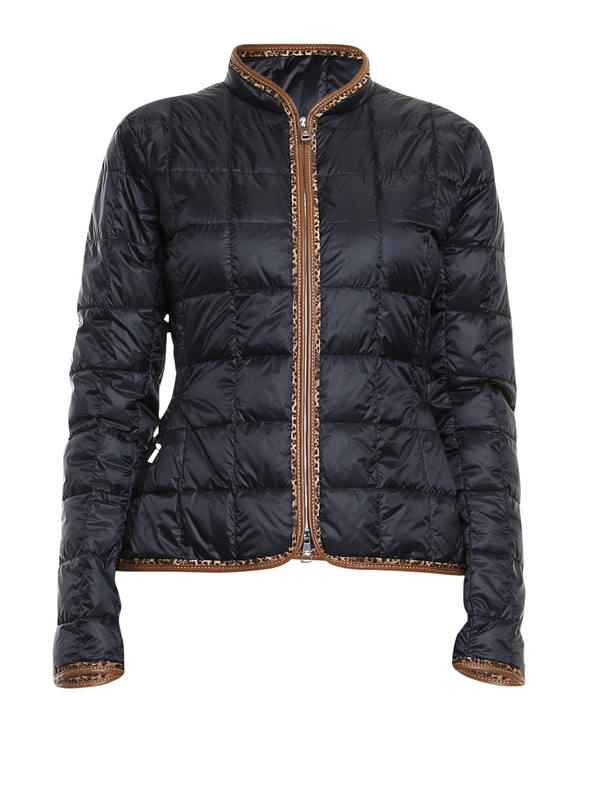 Fay: padded jackets - Quilted down jacket