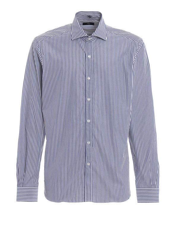 FAY: Hemden - Hemd - Blau