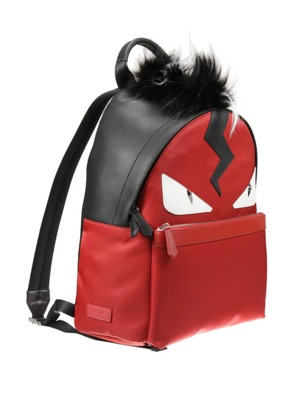 6fa5ec135368 Fendi Bag Bug Backpack Red | Stanford Center for Opportunity Policy ...