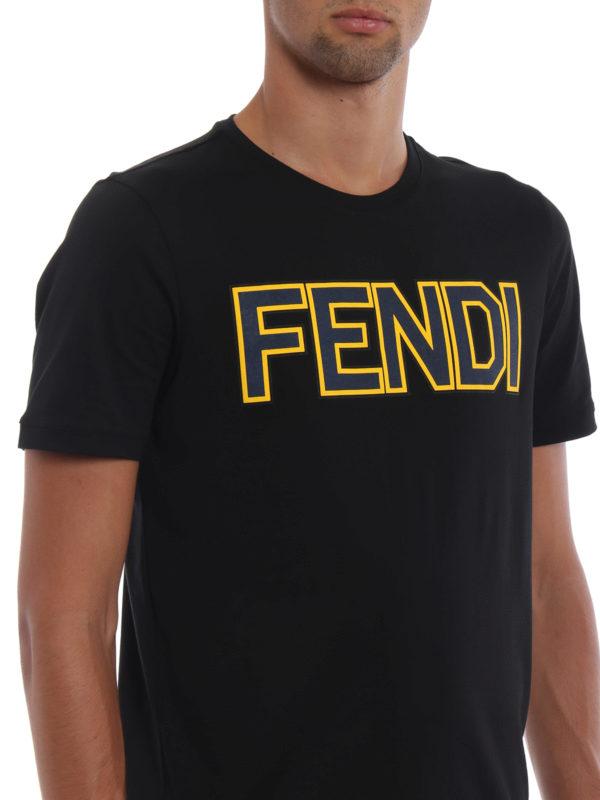 FENDI buy online T-Shirt - Schwarz