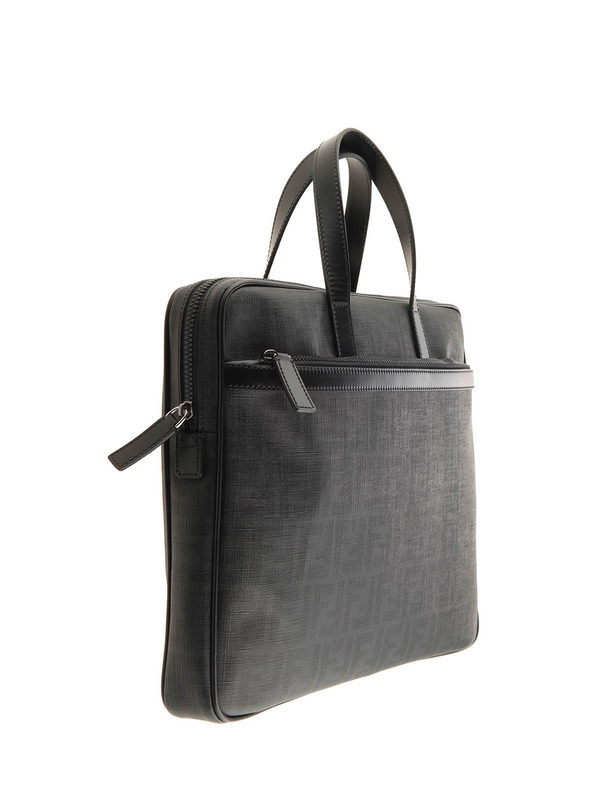 Fendi: laptop bags & briefcases online - Zucca laptop bag