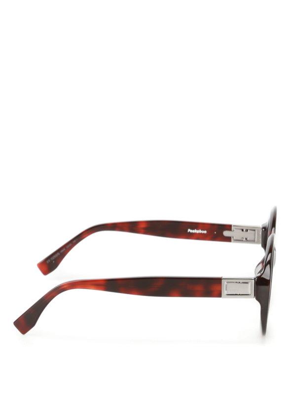 50ad36c2ba Fendi - Sonnenbrille - Braun - Sonnenbrillen - FF0293S086IB