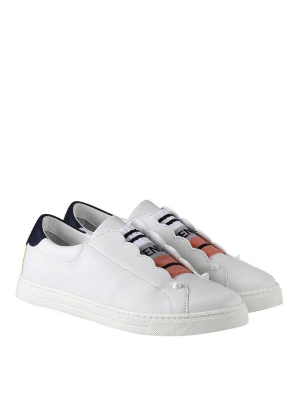 Fendi: Sneaker online - Sneaker - Gemustert