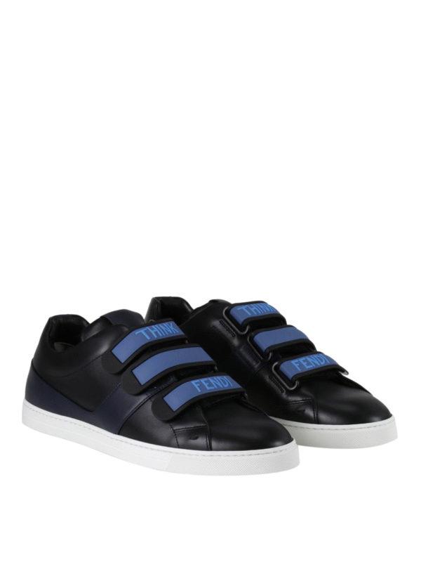 FENDI: Sneaker online - Sneaker - Schwarz