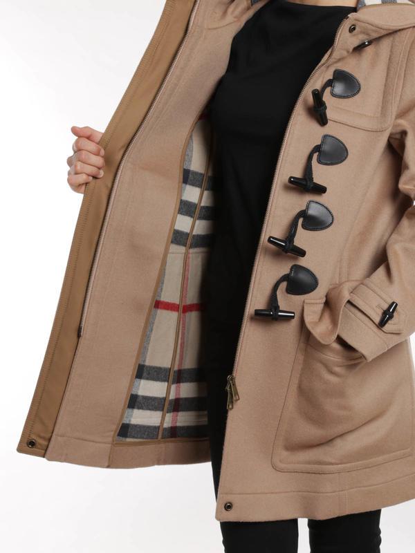 Finsdale wool duffle coat