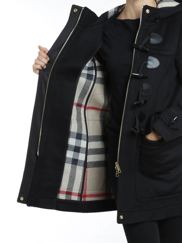 Finsdale wool duffle coat
