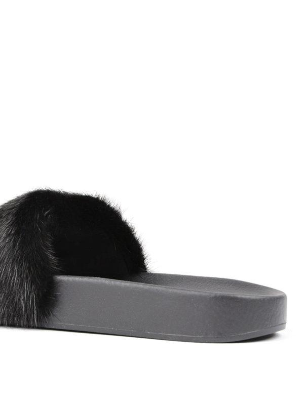 Sandalen - Schwarz shop online: Givenchy
