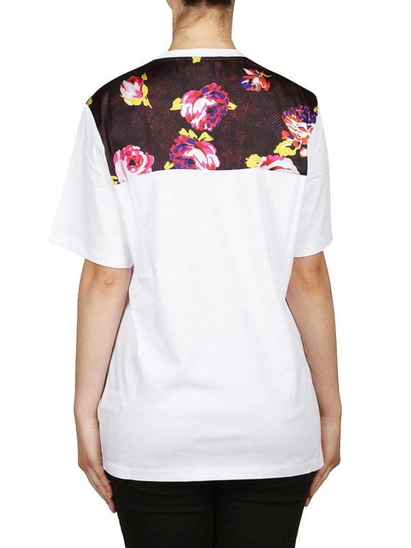 T-Shirt - Gemustert shop online: m.s.g.m.