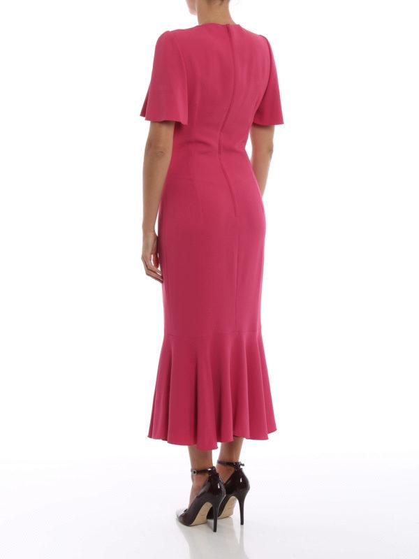 Abendkleid - Fuchsia shop online: DOLCE & GABBANA