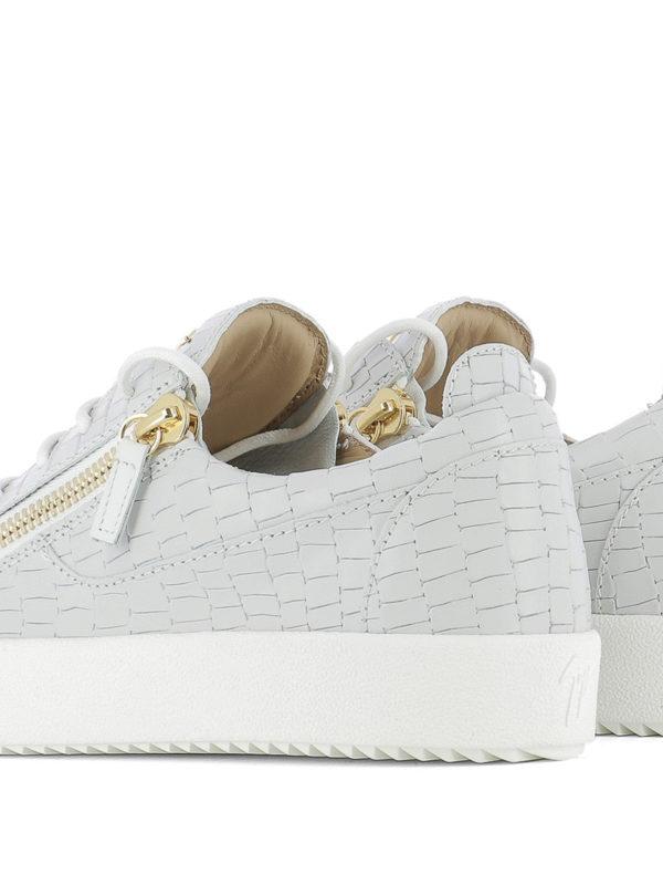 Sneaker - Hellgrau shop online: GIUSEPPE ZANOTTI