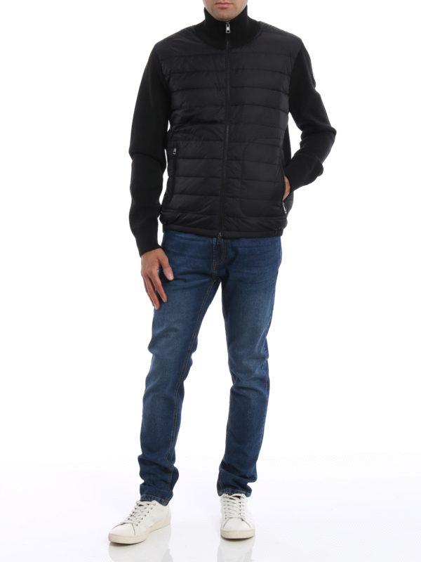 Cardigan - Einfarbig shop online: Moncler