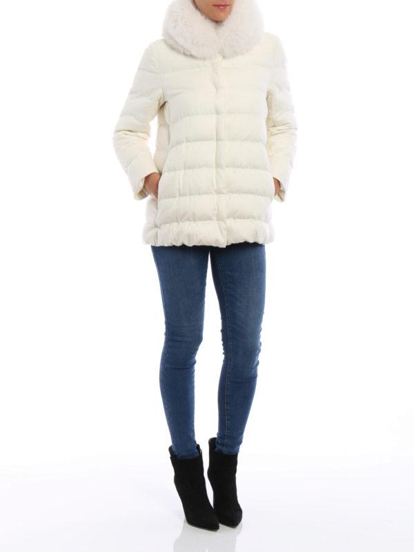 Daunenjacke - Weiß shop online: HERNO