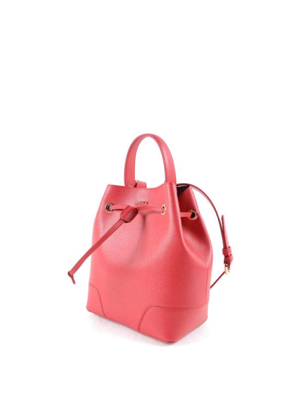 Furla: Bucket-bags online - Bucket-Bag - Rot