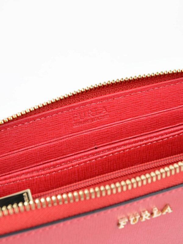 Furla buy online Portemonnaie - Rot