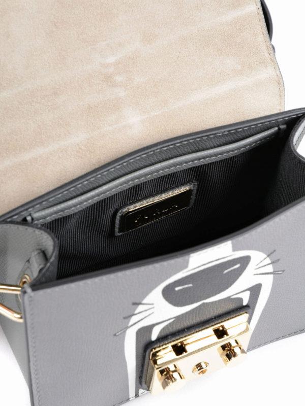 Furla buy online Umhängetasche - Grau