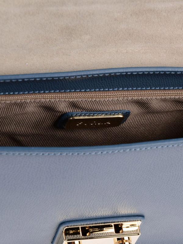 Furla buy online Schultertasche - Blau