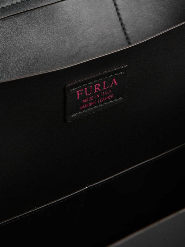 Furla buy online Shopper - Schwarz