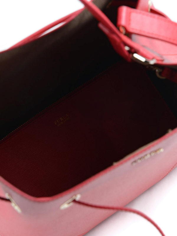 Furla buy online Bucket-Bag - Rot